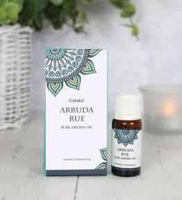 Arruda Rue Fragrance Oil by Goloka 10ml