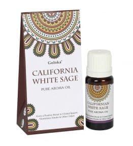 California White Sage Fragrance Oil by Goloka 10ml