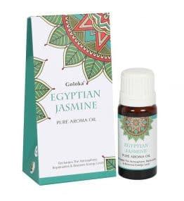 Egyptian Jasmine Fragrance Oil by Goloka 10ml