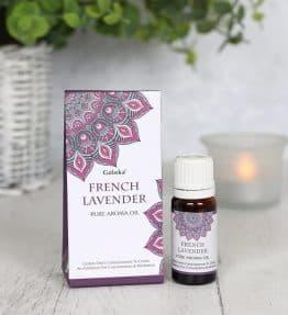 French Lavender Fragrance Oil by Goloka 10ml