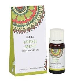 Fresh Mint Fragrance Oil by Goloka 10ml