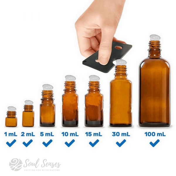 Essential Oil Roller Opener & Caps Remover Key Tool for all sizes